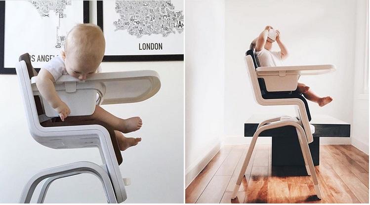 стульчик nuna для кормления ребенка