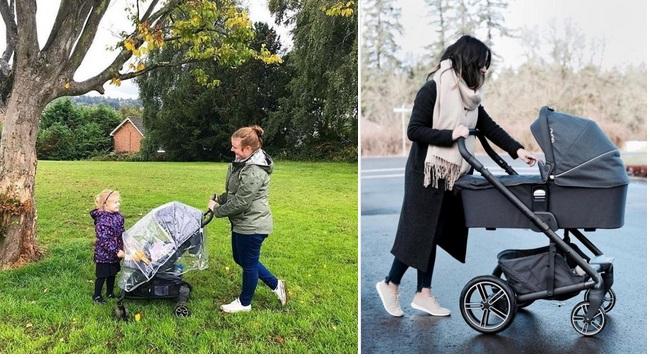 детские коляски Nuna